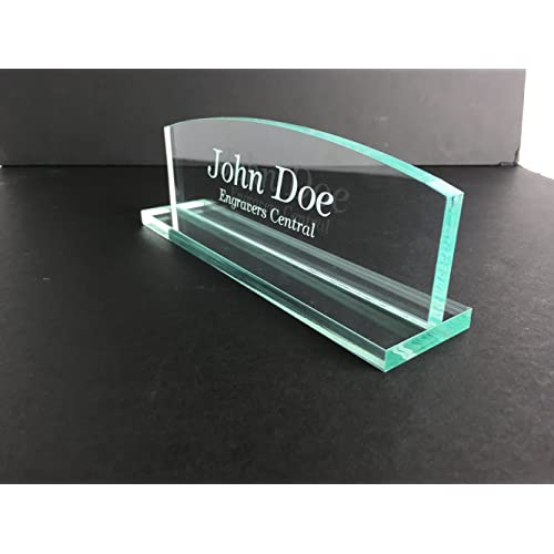 21ef40083964c Engravers Central Personalized Office Desk Name Plate 3 8