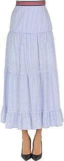 NENETTE Luxury Fashion Womens MCGLGNN0000B7061E Light Blue Skirt | Season Outlet