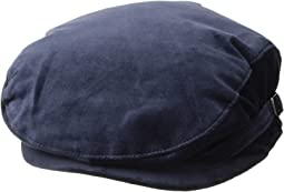 Velveteen Newsboy Hat (Toddler/Little Kids/Big Kids)