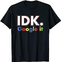 Best google it shirt Reviews