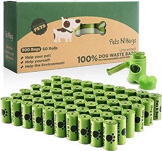 Pets Bags Biodegradable Unscented Dispenser