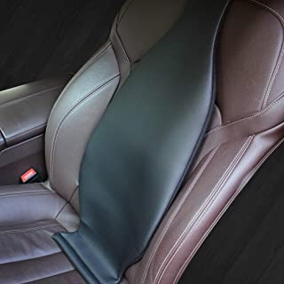 Car Lumbar Support Back Release - Cushion Back Pain Relieved Cervical Support Black Seat Back Rest Driving