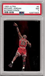 michael jordan scoring kings card