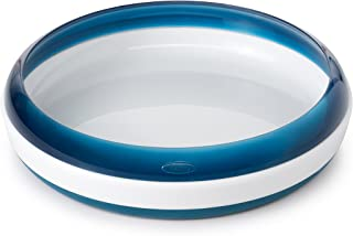Prato treinamento OXOtot Primeiras refeições do bebê - Capacidade 190 ml - Cor Azul Marinho, OXOtot, Azul Marinho