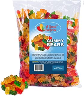 nonpareil gummy bears