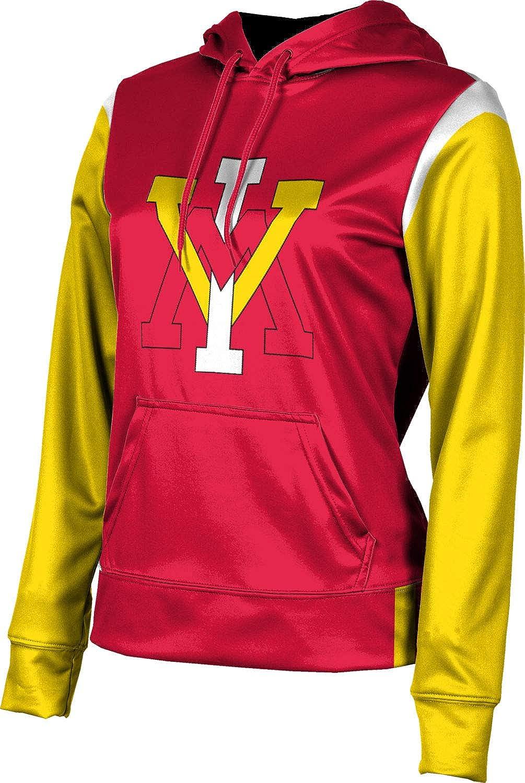 ProSphere Virginia Military Institute Girls' Pullover Hoodie, School Spirit Sweatshirt (Tailgate)