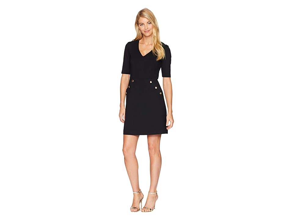 Trina Turk Valentina Dress (Black) Women
