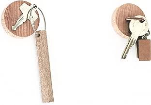 Amazon.es: porta llaves de madera