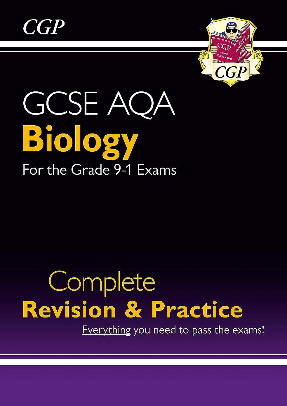 発生批判自信があるNew Grade 9-1 GCSE Biology AQA Complete Revision & Practice (CGP GCSE Biology 9-1 Revision) (English Edition)