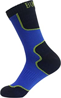 BUUJEY Waterproof Breathable Socks for Men & Women Trekking/Hiking/Skiing/Outdoor Sports Socks