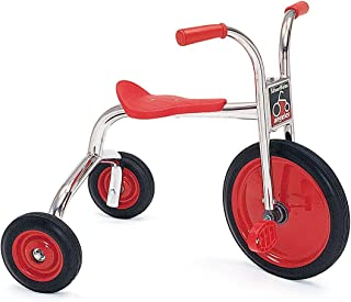 """Angeles SilverRider 14"""" Trike Bike – Perfect for Beginner Riders Ages 4+ – Encourages Active Play – Supports Up to 70lbs. – Durable Design with Built-In Safety Features – Comfortable Ride"""