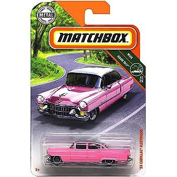 Hot Wheels 2002 First Editions 57 Cadillac Eldorado Brougham 23//42 BLACK #035 #35 Mattel 52922