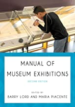 Manual of Museum Exhibitions (English Edition)