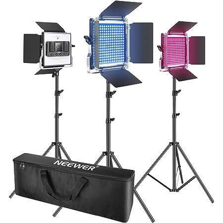 Neewer Led Licht 530 Rgb Mit App Steuerung Elektronik