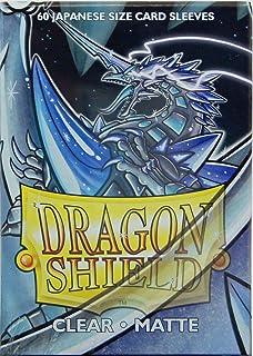 Arcane Tinmen ApS ART11101 Dragon Shield Japanese Matte Klar Card Game