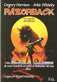 Razorback: Los colmillos del infierno [DVD] [DVD] [1984]