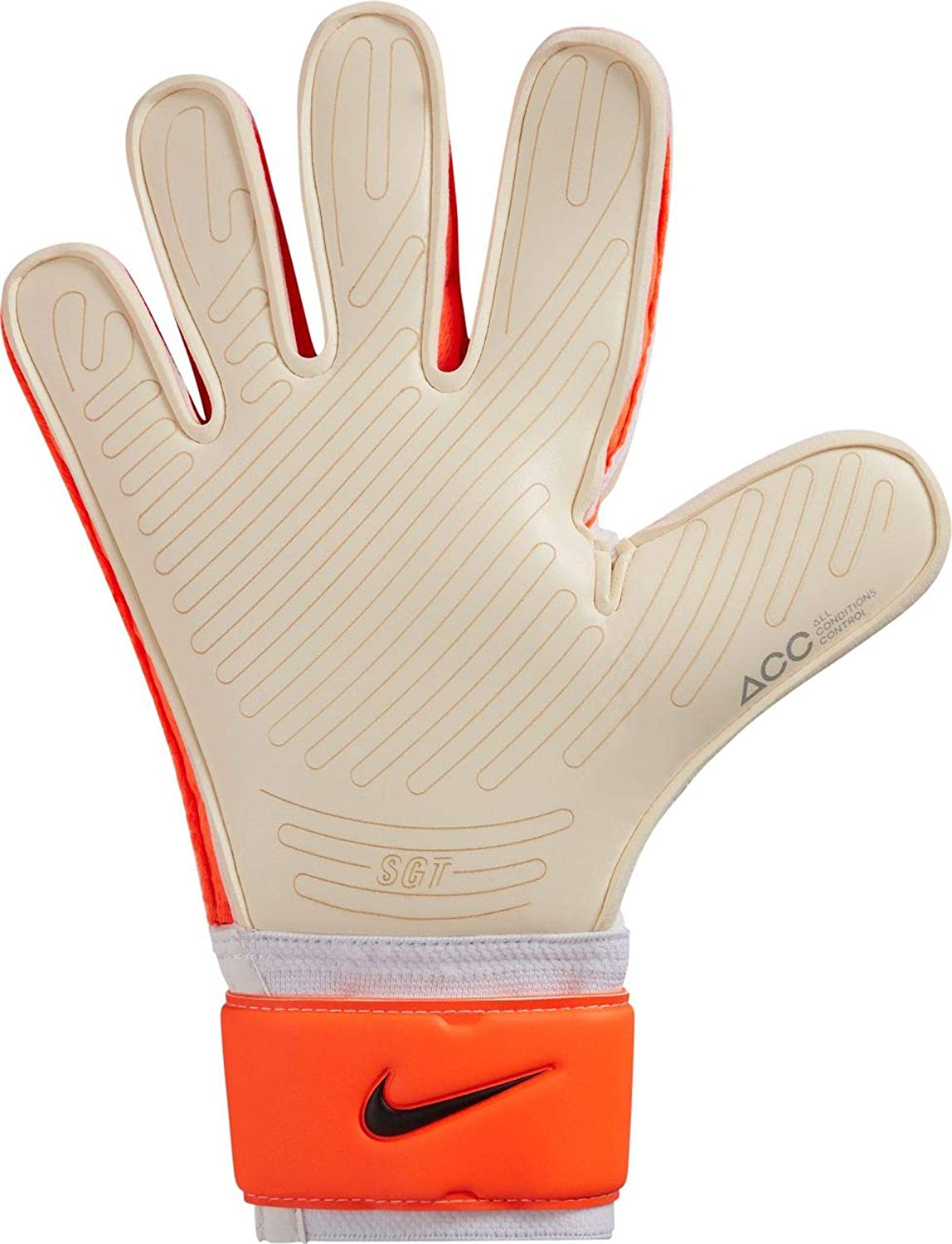 cráneo Compadecerse Ciudad  Nike Men's Sgt Premier Goalkeeper Gloves: Amazon.co.uk: Clothing