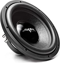 "Skar Audio IX-12 D2 12"" 500 Watt Max Power Dual 2 Ohm Car Subwoofer"