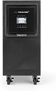 Salicru SLC 6000 Twin PRO2 SAI On-Line Doble conversión de 4 a 20 kVA - Fuente de alimentación Continua (UPS) (6000 VA, 6000 W, 110 V, 276 V, 208 V, 240 V)