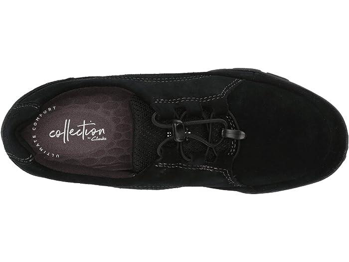 Clarks Womens Haley Rhea Sneaker