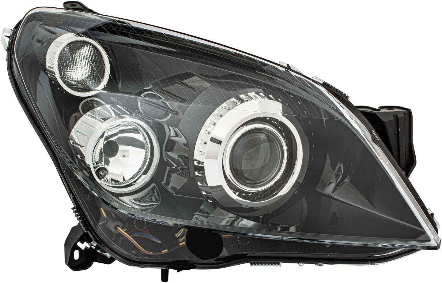 Hella 1zs 008 710 321 Hauptscheinwerfer Bi Xenon Halogen D2s H7 Py21w W5w 12v Ref 37 5 Rechts Auto