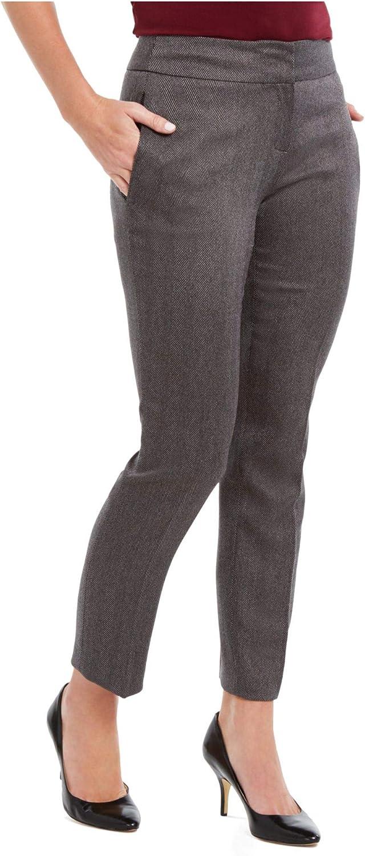 Kasper Women's Herringbone Career Pants