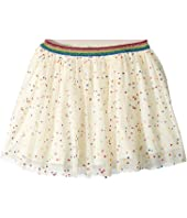 Stella McCartney Kids - Honey Mini Dot Skirt (Toddler/Little Kids/Big Kids)
