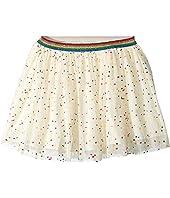 Stella McCartney Kids - Honey Mini Dot Skirt (Toddler/Little Kids/Big Kids)
