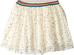 Honey Mini Dot Skirt (Toddler/Little Kids/Big Kids)