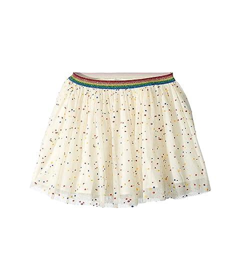 Stella McCartney Kids Honey Mini Dot Skirt (Toddler/Little Kids/Big Kids)