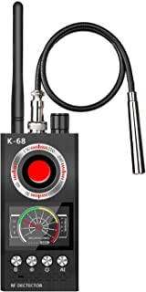 Anti-Spy Wireless RF Signal Detector [Latest High-End Version] Bug GPS Camera Signal Detector,Detection GPS Tracker Hidden...