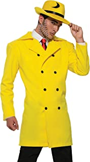 Forum Novelties Adult Gangster Yellow Jacket Costume