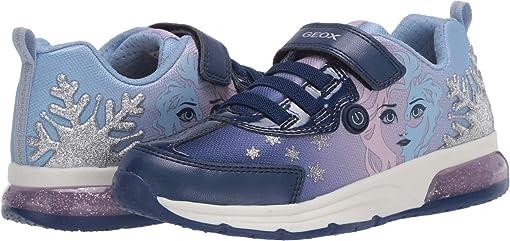 Navy/Lilac
