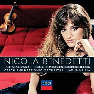 Tchaikovsky-Bruch Violin Concertos