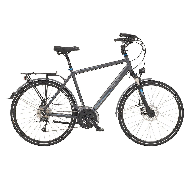 Kettler Traveller 7 ERGO Hombre Bicicleta de trekking 27 ...