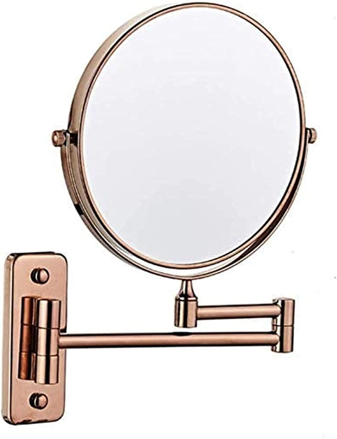 YGCBL Wall-Mounted Bargain Mirror Two-Sided Wall Beauty Mo Jacksonville Mall Makeup