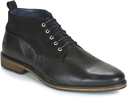 CASUAL ATTITUDE RAGILO Botines Low Stiefel herren schwarz Stiefel de   Baja