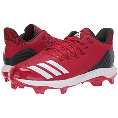 adidas Icon Bounce TPU (Power Red/Footwear White/Carbon) Men