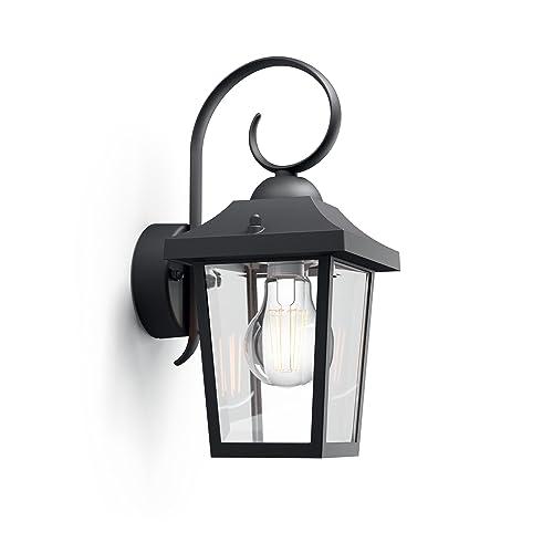 Philips luminaire extérieur applique Buzzard Black Edition