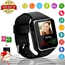 Smart Watch,Bluetooth Smartwatch for Women and Men,Waterproof Android Smart Watch with..