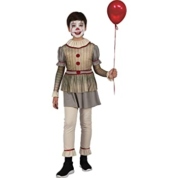 Disfraz de Estilo Payaso para niño New Pennywise It with Wig ...