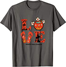 I LOVE HALLOWEEN - Ghouls Ghosts Great Gift T-Shirt