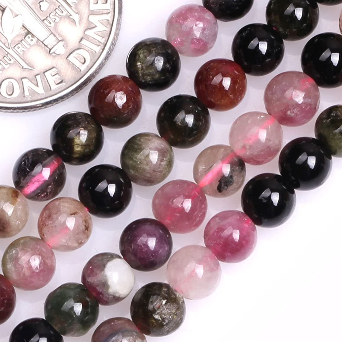 GEM-inside Facted Black Agate Gemstone Loose Beads Round 14mm Crystal Energy Stone Power For Jewelry Making 15 Inches