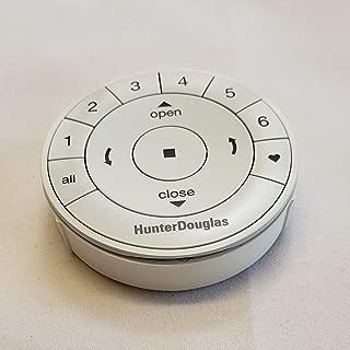 Powerview Remote Control by Hunter Douglas (White)