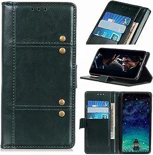 Samsung Galaxy S22 etui skórzane, Samsung S22 portfel książka z klapką folio stojak widok etui na telefon z magnetycznym s...