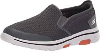 Skechers Go Walk 5 Apprize Black/Black Mens Sneakers