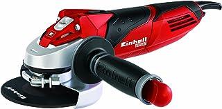 comprar comparacion Einhell TE-AG 125/750 Amoladora Expert Angle Grinder-, 750 W, 230 V, 3 posiciones, agarre antideslizante (ref. 4430880)
