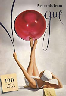 Postcards from Vogue: 100 Iconic Covers