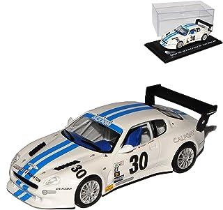 Maserati coupe Trofeo 2003 weiß 1:43 Modellauto