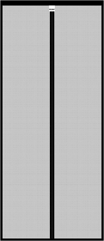Velway Max 87% OFF Online limited product Magnetic Screen Door Hands Free Desig Fireproof Windproof